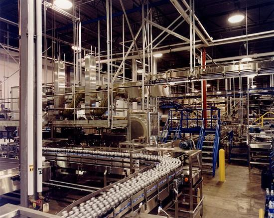 Pepsi plant in St. Louis. - VIA