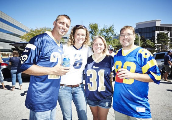 """Will the Rams still be in St. Louis in 2016? Only """"Silent"""" Stan Kroenke knows. - THEO WELLING"""