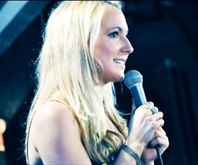 """Nikki Glaser: """"It's such a blessing that strangers feel comfortable to be disgusting and filthy with me."""""""
