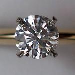 Diamonds don't go down easy. - WIKIMEDIA COMMONS