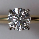 Diamonds don't go down easy. - WIKIMEDIA COMMONS