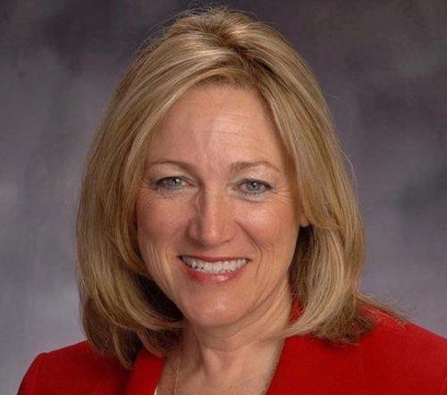 Rep. Jeanie Riddle, House Bill 400's sponsor. - VIA FACEBOOK
