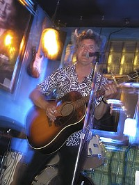 """Bob Case and others will do the """"Mardi Gras"""" tonight in Carondelet. - BOBCASEMUSICAN.COM"""
