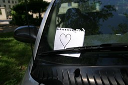 Mystery Love Note!