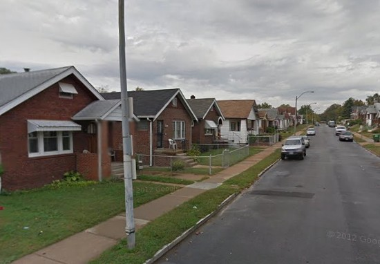 Sherry Avenue. - VIA GOOGLE MAPS