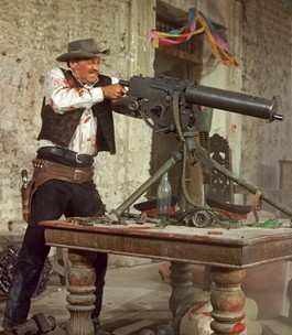 The Wild Bunch was re-enacted in Pine Lawn Monday night - IMAGE SOURCE