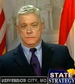 """Peter Kinder appearing in a 2010 interview about his lawsuit to stop """"Obamacare."""""""