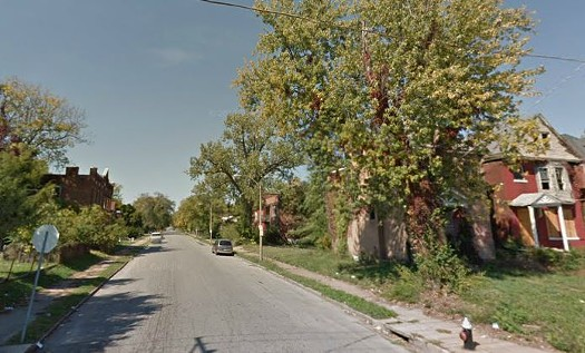 4700 block of Cote Brilliante - GOOGLE MAPS