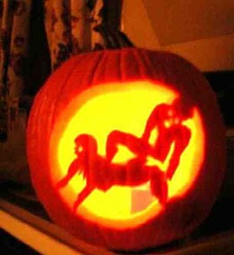 How to know whether your kids are knocking on a sex offender's door? The Jack-o-Lantern might offer a clue.