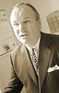 William Roberti in 2003 - PHOTO: JENNIFER SILVERBERG