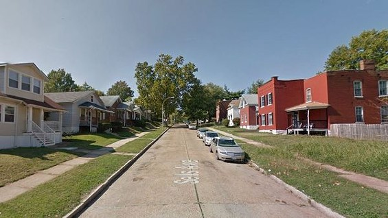 The 1000 block of Sells Avenue. - GOOGLE MAPS