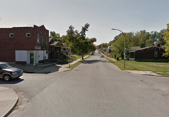 Beacon Avenue where the boy was injured. - VIA GOOGLE MAPS
