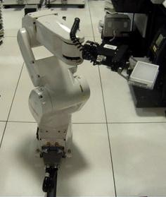 The Danforth Center's new robot, already at work, sort of. - COURTESY DONALD DANFORTH PLANT SCIENCE CENTER
