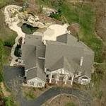 Anybody home? Jim Edmonds' humble abode