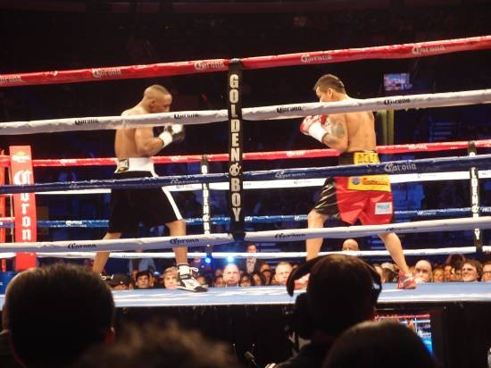 Devon Alexander erased much doubt with his commanding unanimous decision victory over the feared Marcos Maidana. - ALBERT SAMAHA
