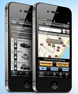 Need a ride? An app for affordable private cars is coming to St. Louis. - CARMEL