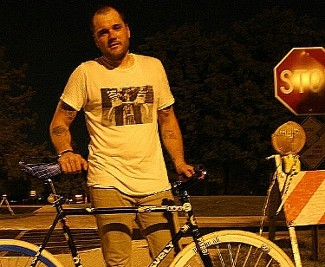 Matt Hartman wants to bring together the various local biking communities with his web forum and events calendar.