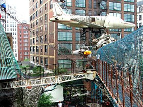 The City Museum: a lawsuit waiting to happen? Or just a convenient target? - IMAGE SOURCE