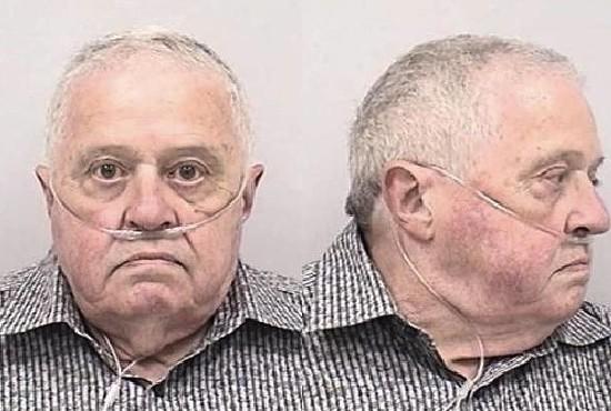 Charles Manning mugshot.