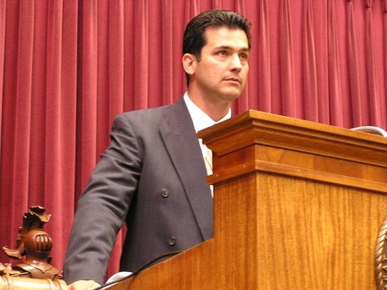 State Senator Brian Nieves - VIA FACEBOOK
