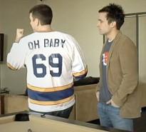 "During the ""Pat Jablonski"" episode of the Joe Sports Fan show."
