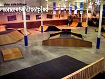 Go Skateboard Day is Sunday. - PHOTO: CONCRETEDISCIPLES.COM