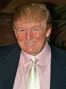 Donald Trump has demands for his limos. - WIKIMEDIA