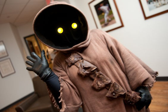 This is one of the best Jawa costumes we've ever seen.