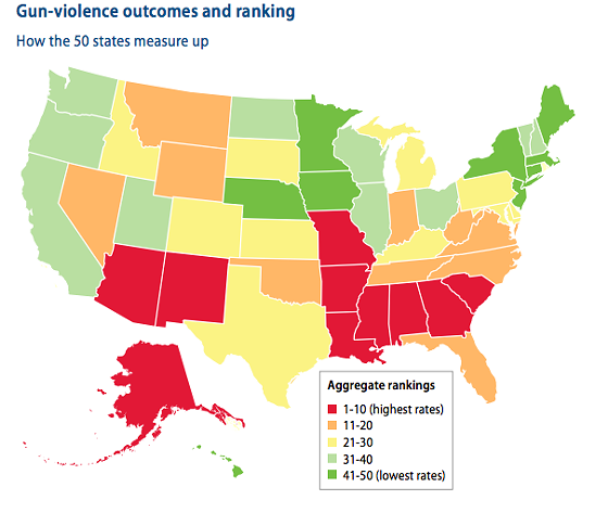 School Shooting United States 2019: Gun Violence: Missouri One Of Worst States With High Crime