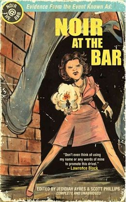Sales from the Noir at the Bar anthology will benefit Subterranean Books.