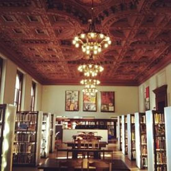 Central Library - ST. LOUIS PUBLIC LIBRARIES