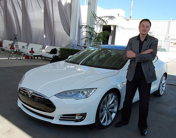 """Elon Musk, Tesla's cofounder, calls the amendment on House Bill No. 1124 a """"sneak attack"""" on his business. - PESTOVERDE ON FLICKR"""