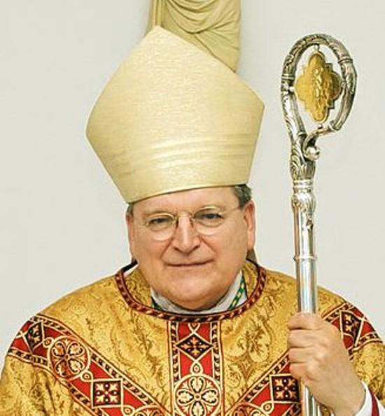 Reverend Raymond Burke should probably start packing his bags for Malta. - WIKIMEDIA COMMONS