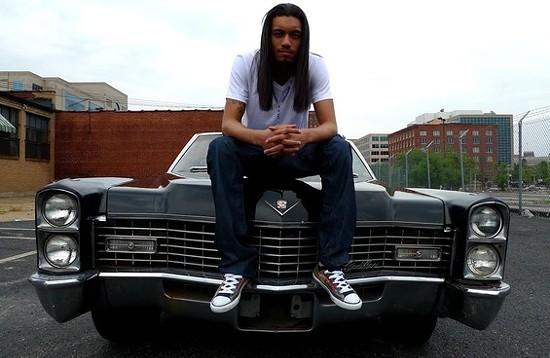 Yung Ro, hip-hop artist and panelist tonight. - PHOTO BY KEEGAN HAMILTON