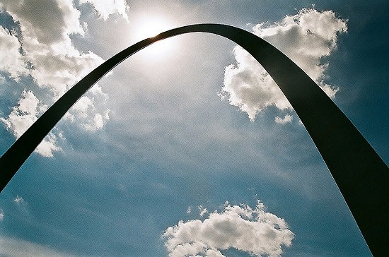 It's warming up, St. Louis! - TIMOTHY TOLLE VIA FLICKR