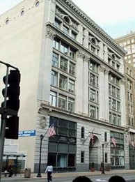 Wischmeyer-ful thinking: The Lammert Building downtown.
