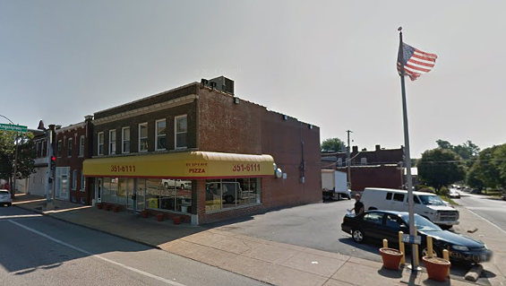 You don't want to rob this Elicia's Pizza. - GOOGLE MAPS