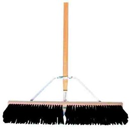 That's 0 for 7 now on the broom, guys. What's the problem?