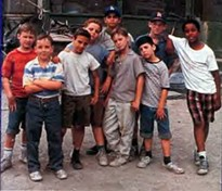 The Sandlot: D'awwwwwwww. See it outside on Friday.