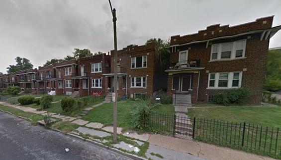 The 2600 block of Burd Avenue. - GOOGLE MAPS