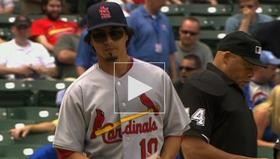 No matter how well he pitched, this will always be the highlight of Kyle Lohse's Cardinal career.
