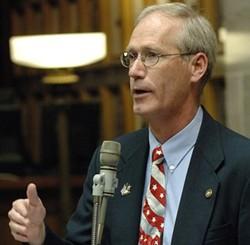 Representative Rick Stream. - VIA FACEBOOK