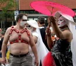 Pride Fest is coming downtown! (So to speak) - PHOTO BY KRISTAN LIEB