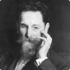 "The nearest image of a ""face palm"" Joseph Pulitzer we could find."