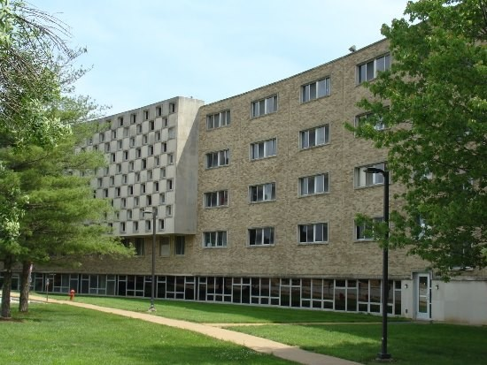 The former Marillac College, now UMSL's South Campus.