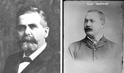 William Lemp Sr. and Ellis Wainwright.