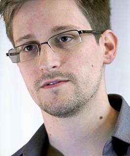 Edward Snowden - LAURA POITRAS / PRAXIS FILMS