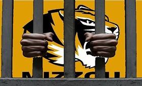 Roar! I'm in jail.
