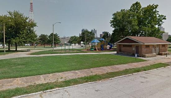 Loretta Hall Park. - VIA GOOGLE MAPS