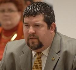 State Rep. Mark Parkinson. - VIA